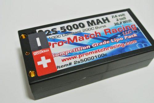 Fantom 5200mah 100c - 160c 7 4v 2s Super LCG Silicon