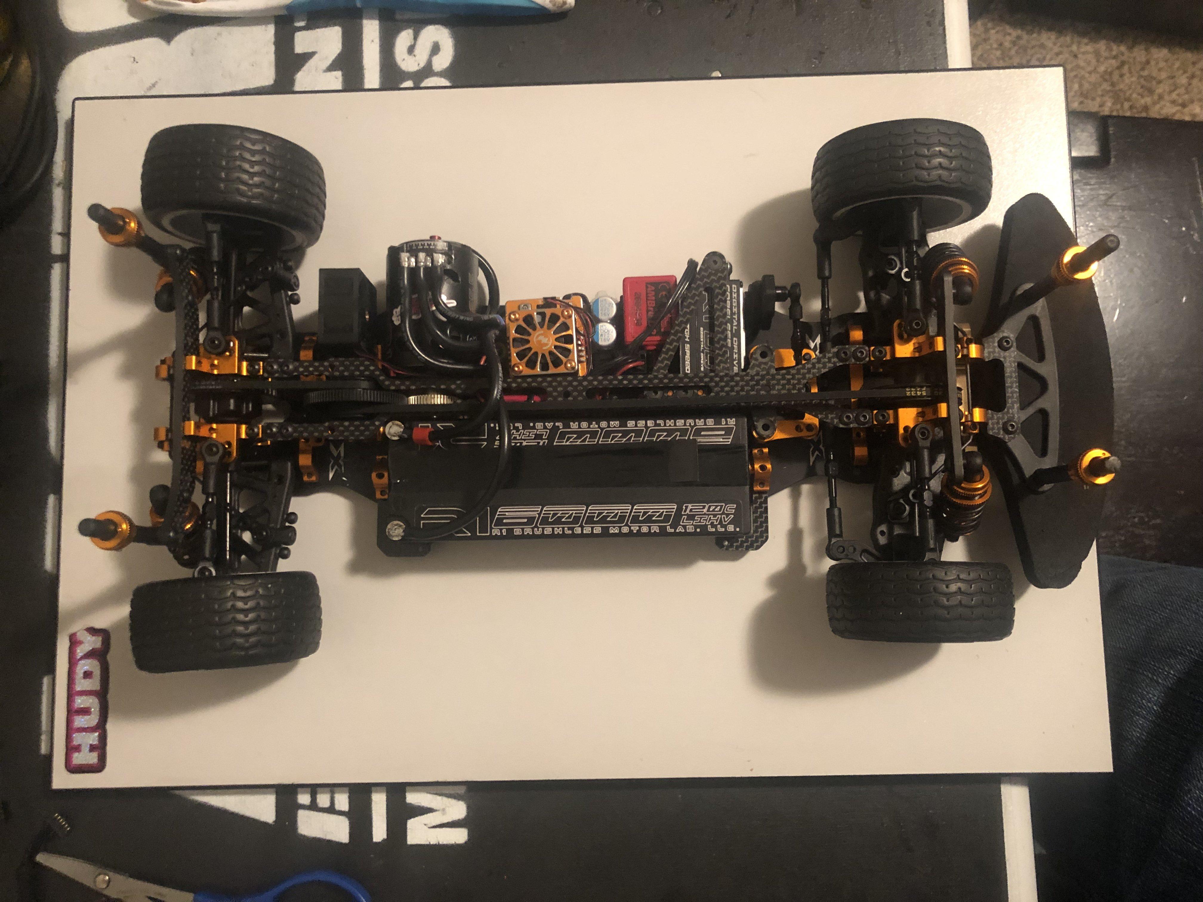 RACER SPOTLIGHT - Rotor Ron